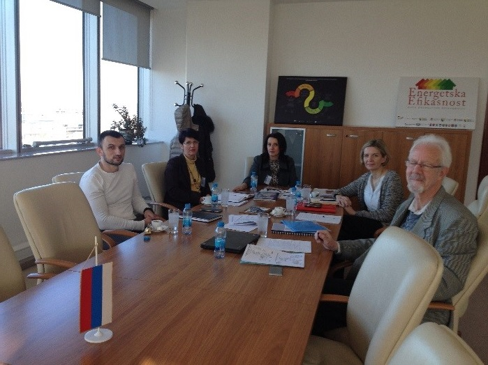 Meeting in Banja Luka with RS Stakeholders
